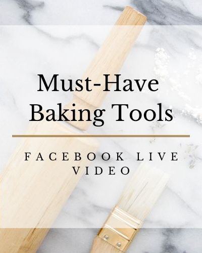 Must-Have Baking Tools