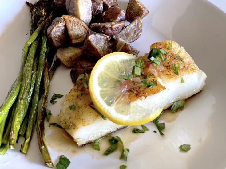 Chilean Sea Bass Recipe